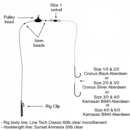 Pennell Pulley Rig