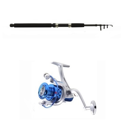 Orbula Carbon 9ft Telespin Rod and Lixada ST4000 Reel