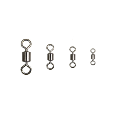 Cronus Black Nickel Swivels (Packs of 20)