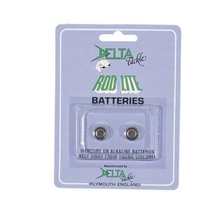 Delta Rod Lite Batteries