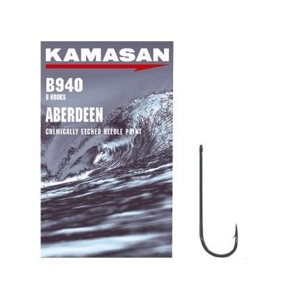 Kamasan B940 Aberdeen Hooks (Packets)