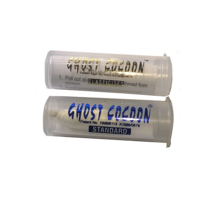 Ghost Cocoon Bait Thread (Standard or Elasticated)