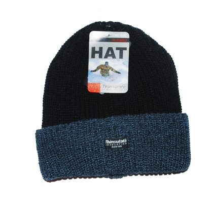 Thinsulate Ribbed Knit Hat