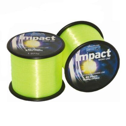 Impact Hi-Vis Yellow Monofilament