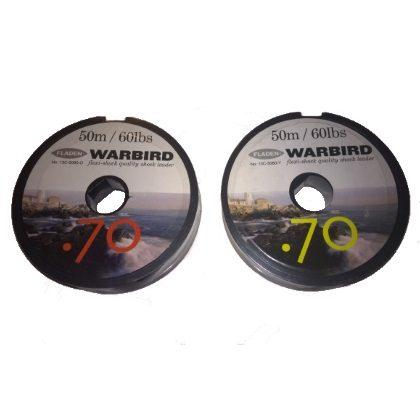 Fladen Warbird Hi-Vis Shockleader Line